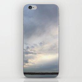 wreck beach iPhone Skin