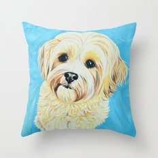Berks Throw Pillow
