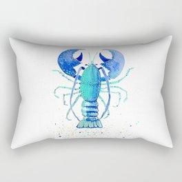 Neptune's Lobster Rectangular Pillow