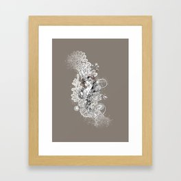 Gipsy Framed Art Print