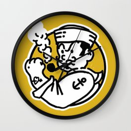 Sailor Joe Wall Clock