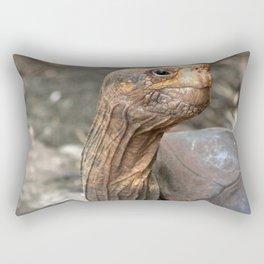 Galapagos Giant Tortoise Rectangular Pillow