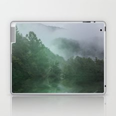 NC Foggy Morning Laptop & iPad Skin