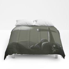 Inspired Cross Comforters