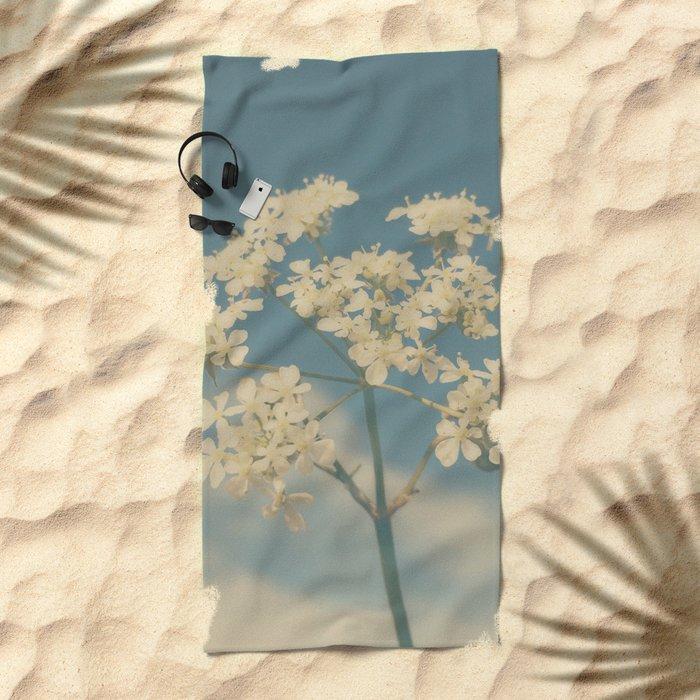 Wild and Free Beach Towel