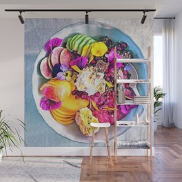 Delectable Wall Mural