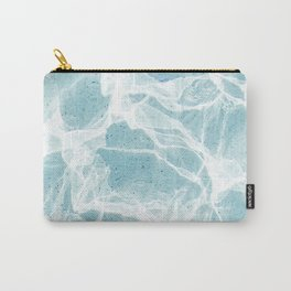 Poolside marble Carry-All Pouch