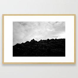 Iceland Landmannalaugar Framed Art Print