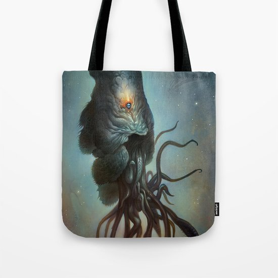 Yawanpok the Void Menace Tote Bag