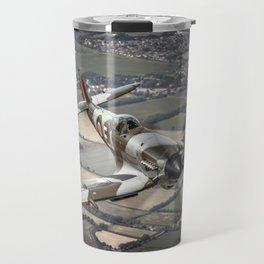 Vickers Armstrong Spitfire FR XIV Travel Mug
