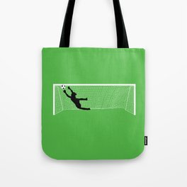 Leaping Keeper Tote Bag
