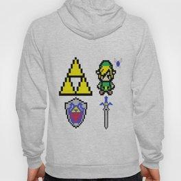 Legend of Zelda Pixel Hoody