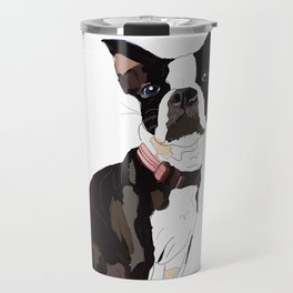 Nadia's Boxer Travel Mug