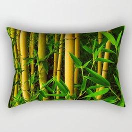 Bamboo Oasis Rectangular Pillow