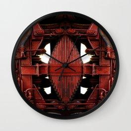 Mekkanikamente Rosso Wall Clock