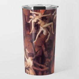 Last Judgement Travel Mug