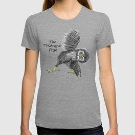 Triangle pose T-shirt