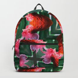 Chicken Head - Funny Animal Prints - Funny Gift Backpack