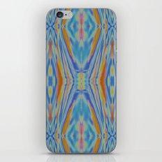 Liquid Ikat iPhone & iPod Skin