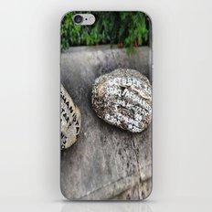 Memory Rocks (Yale, CT) iPhone & iPod Skin