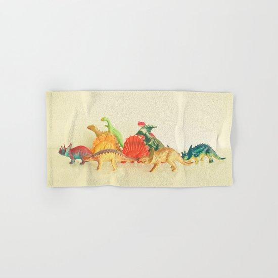 Walking With Dinosaurs Hand & Bath Towel