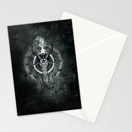 Baphomet Stationery Cards