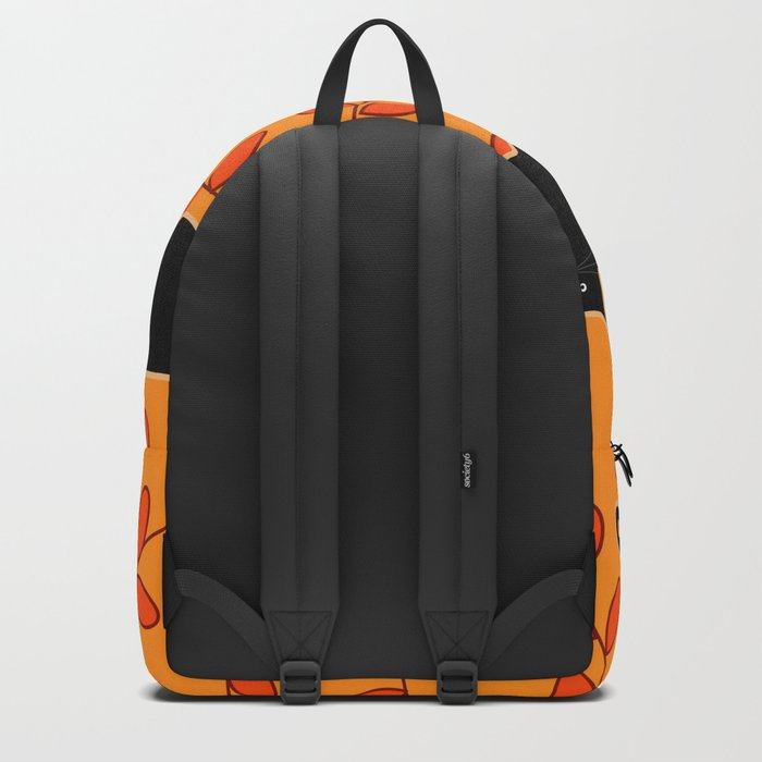 Cats and leaves Backpack