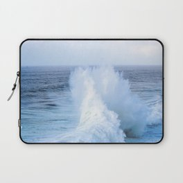 The Crash of the Wave Laptop Sleeve
