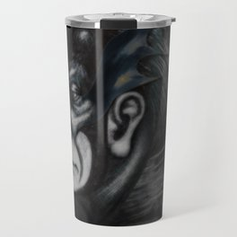 Bat Men Travel Mug