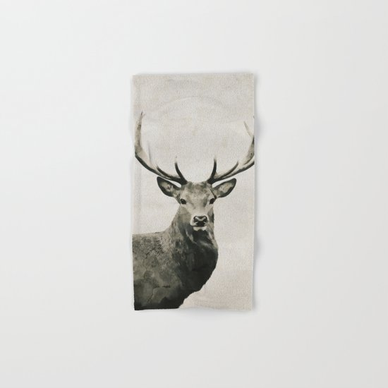DEER Hand & Bath Towel