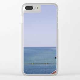 vila nova 2 Clear iPhone Case