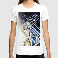 sci fi T-shirts featuring Sci-Fi Series 1 by eos vector