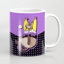Pride Cats - Nonbinary Pride Coffee Mug