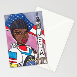 Above and Beyond Stationery Cards