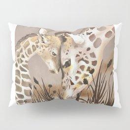 Giraffe #3 Pillow Sham