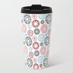 Daisy Doodles 1 Travel Mug