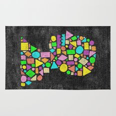 Mosaic Silhouette Rug