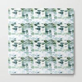 Abstract pattern 69 Metal Print