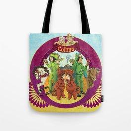 Colima Tote Bag