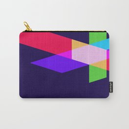 Geometric Figures Carry-All Pouch