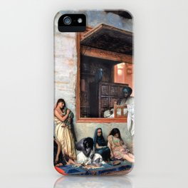 The Slave Market - Digital Remastered Edition iPhone Case
