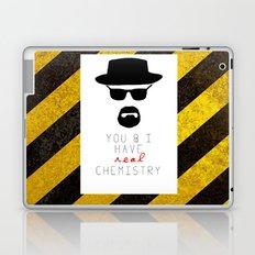 HEISENBERG BREAKING BAD Real Chemistry Laptop & iPad Skin