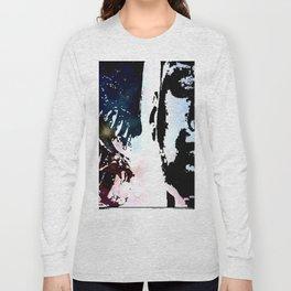SIGOURNEY WEAVER, AN ALIEN & COSMOS Long Sleeve T-shirt