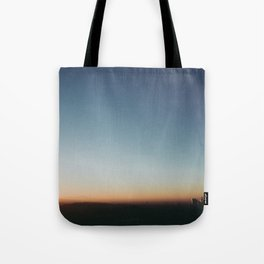 Sunrise in Hollywood Tote Bag