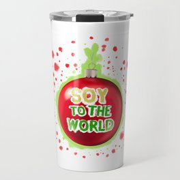 Soy to the World Travel Mug