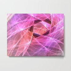 Veils Metal Print