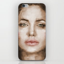 Jolie iPhone Skin