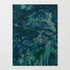 Barnyard Whirl Canvas Print