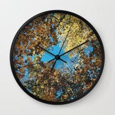Autumn II Wall Clock