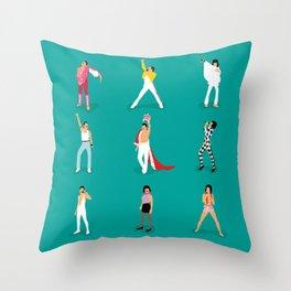 Freddie Throw Pillow